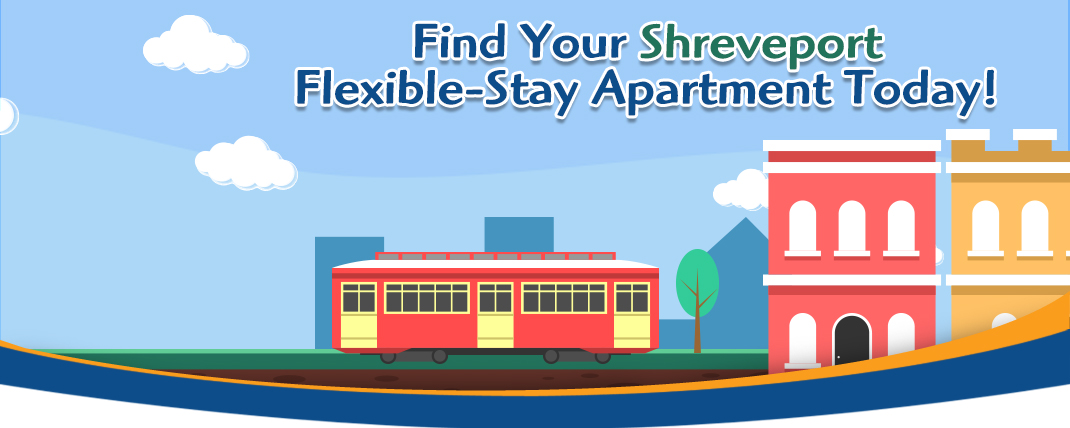 Siegel Suites low cost apartments in Shreveport, LA