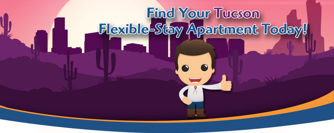 Siegel Suites low cost apartments in Tucson, AZ