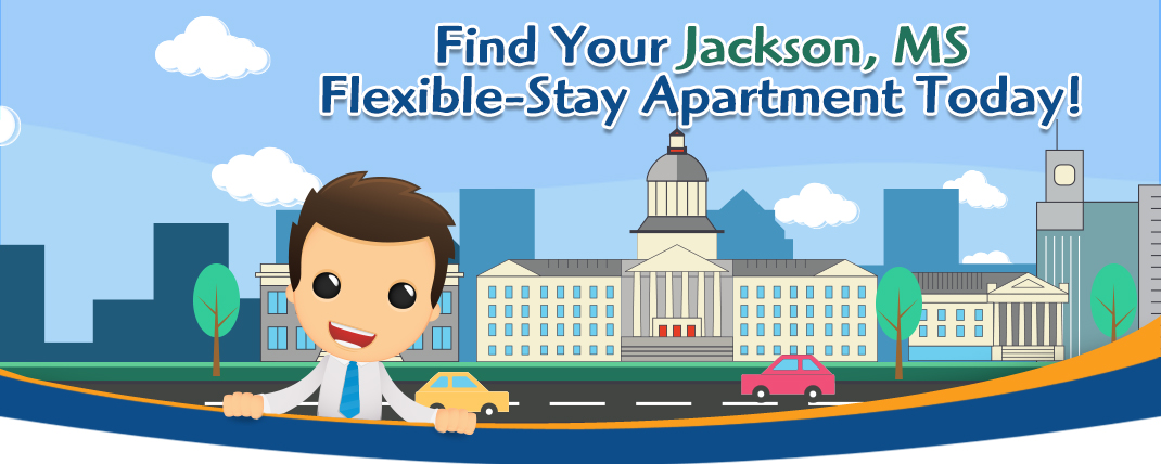 Siegel Suites low cost apartments in Jackson, MS