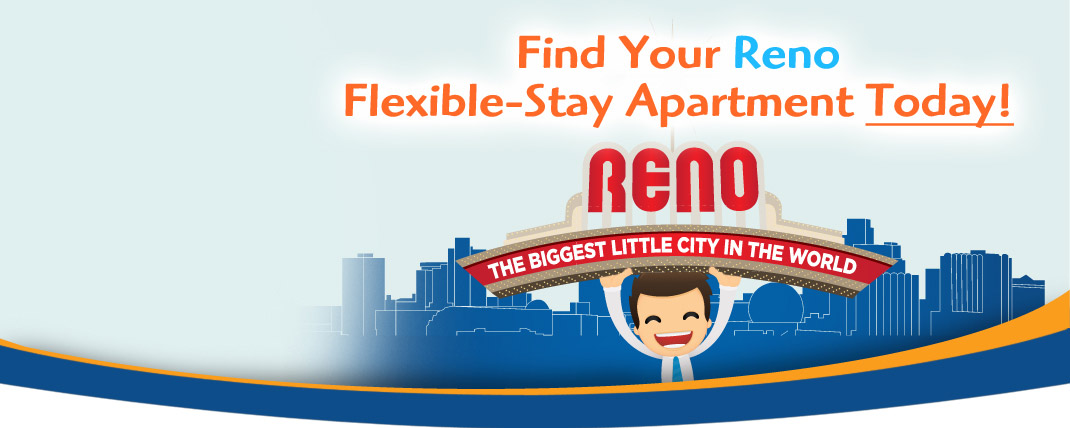 Siegel Suites low cost apartments in Reno, NV