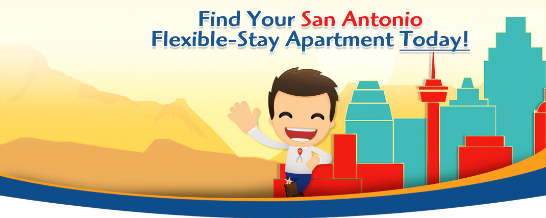 Siegel Suites low cost apartments in San Antonio, TX