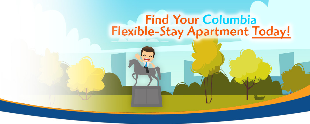 Siegel Suites low cost apartments in Columbia, SC
